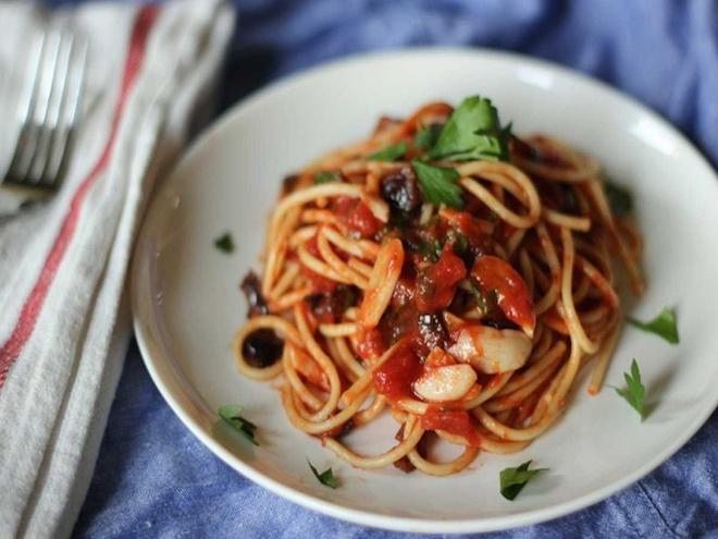 Kham pha thien duong pasta o Italy hinh anh