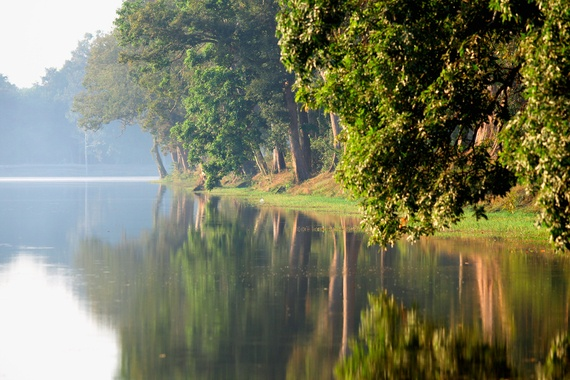 Bau troi sao tuyet dieu o Angkor Wat hinh anh 8