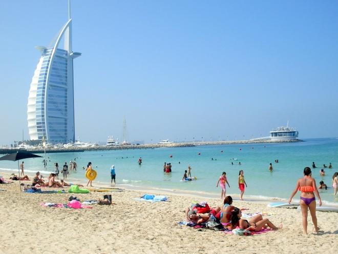 Nhung dieu la lam voi du khach o Dubai hinh anh
