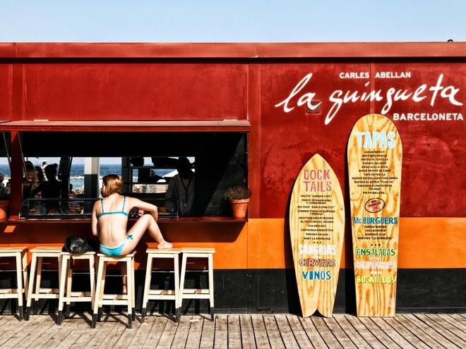 Nhung nguoi dep nhat the gioi song o dau? hinh anh 10 10. Barcelona: Thành phố trẻ trung, sôi động với những hoạt động ăn uống về đêm, những bãi biển tràn ngập bikini xinh đẹp…