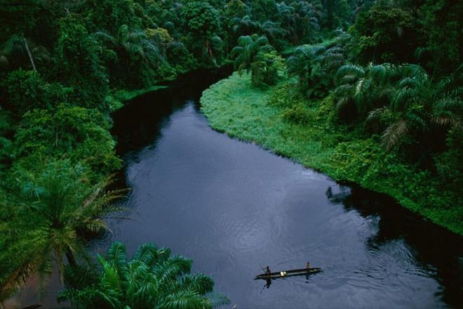Bi mat dong song sau nhat the gioi hinh anh 2 Sông có hệ sinh vật vô cùng độc đáo.