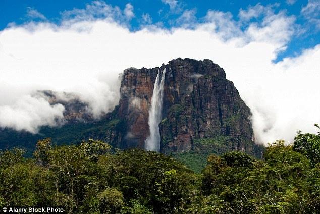Thác nước cao nhất – thác Angel, Venezuela: Danh hiệu thác nước lớn nhất thế giới thuộc về thác Vitoria ở biên giới giữa Zimbabwe và Zambia, còn thác Angel ở Nam Mỹ là dòng thác cao nhất thế giới. Thác Salto Angel, hay còn gọi là thác Angel, nằm ở Bolivar, Venezuela, có dòng nước đổ từ độ cao 807 m. Nếu cộng cả những đoạn dốc, thác có độ cao tổng cộng tới 979 m. Dòng thác này được đặt theo tên của phi công người Mỹ Jimmie Angel, người khám phá ra thác năm 1933. Trong khi đó, hồ nước lớn nhất được tạo bởi thác là Perth Canyon, Tây Australia với độ sâu 300 m.