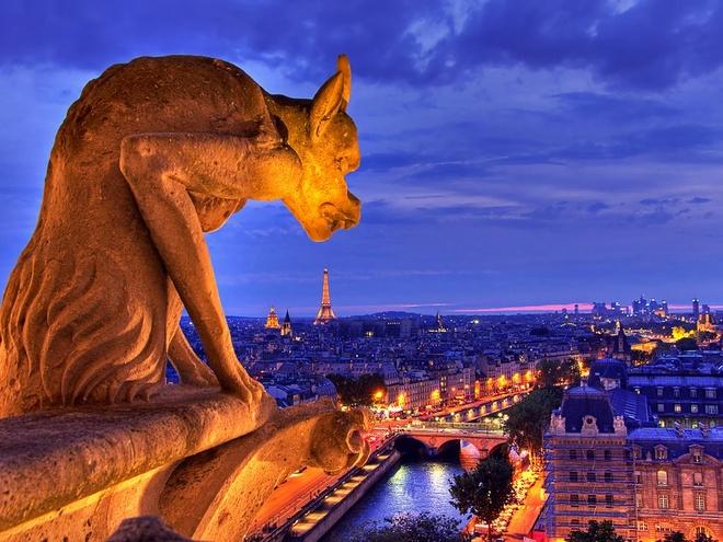 Nhung trai nghiem khong the bo qua khi den Paris hinh anh