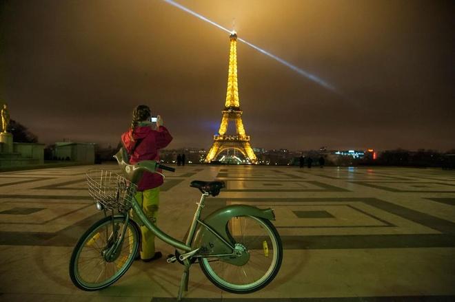 Nhung buc anh ve Paris khien ta nho mai hinh anh