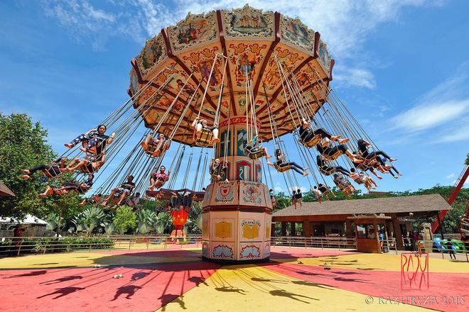 Nhung thien duong giai tri noi tieng o Malaysia hinh anh 7 Công viên Lost World of Tambun, thuộc quận Sunway City, Ipoh. Khu vui chơi này gồm có công viên nước, công viên khám phá, công viên giải trí, vườn thú... Tại đây có con sông nhân tạo dài nhất Malaysia, 660m.