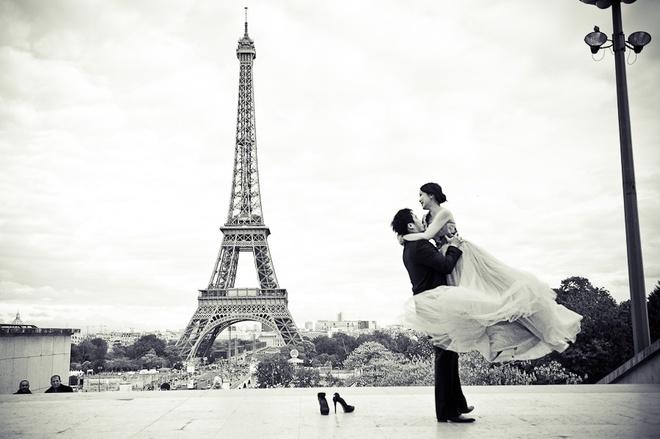 22 dieu khien ban hoan toan khac nguoi Paris hinh anh