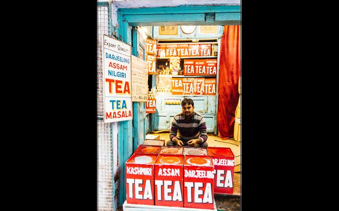 Thanh pho duoc menh danh la duong len coi niet ban hinh anh 11 Đặc biệt là các quầy bán trà nơi người bán hàng luôn chào mời khách uống thử một tách.