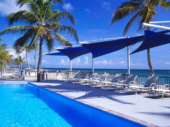 10 resort huong bien dep nhat the gioi hinh anh