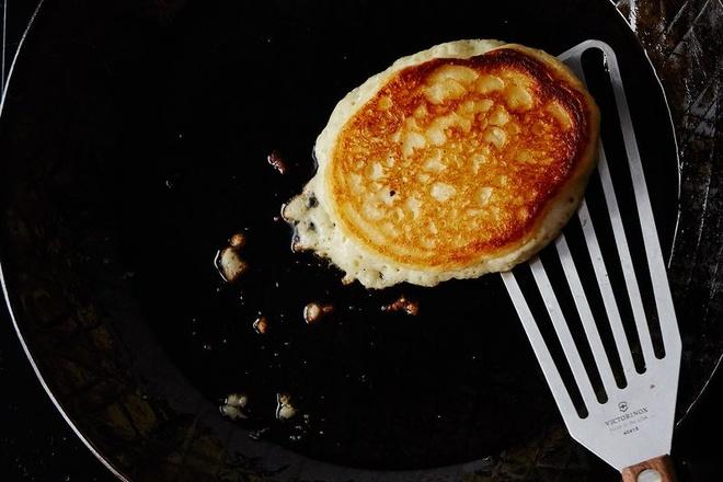 Cong thuc lam banh pancake don gian ma ngon hinh anh 3
