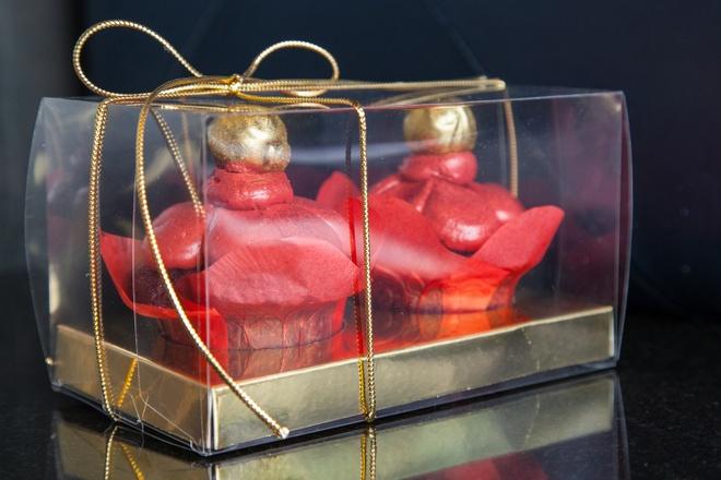 Tro tai lam banh cupcake doc ma ngon dip Valentine hinh anh 3