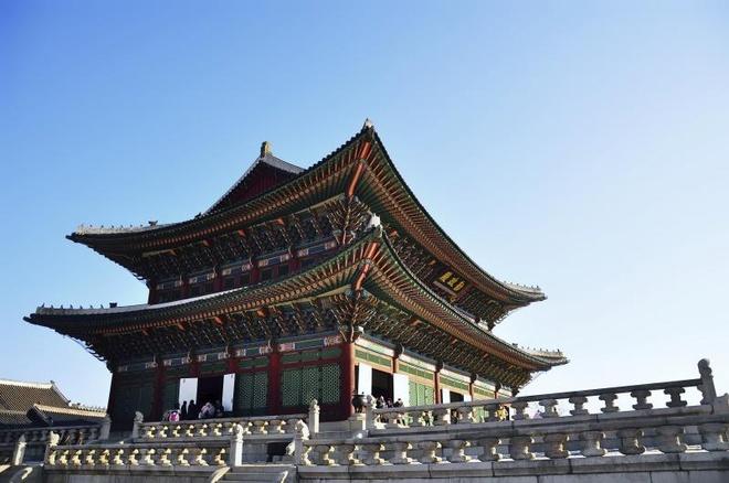 5 dia danh du lich cua hoang gia noi tieng tai Seoul hinh anh 1