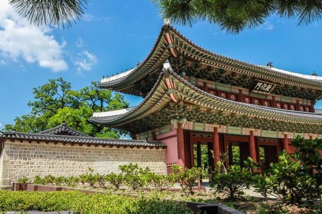 5 dia danh du lich cua hoang gia noi tieng tai Seoul hinh anh 2