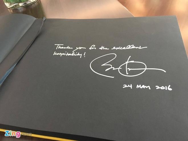 Doan Obama thue gan 300 phong khach san o Ha Noi hinh anh 1