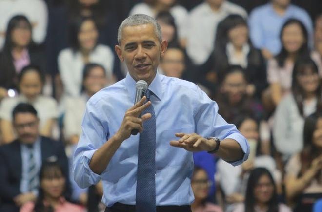 Doan Obama thue gan 300 phong khach san o Ha Noi hinh anh