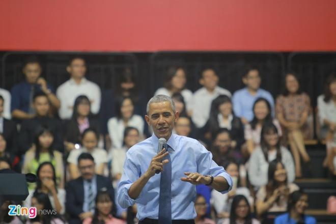 Doan Obama thue gan 300 phong khach san o Ha Noi hinh anh 2