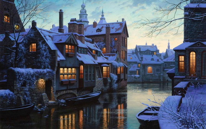Bruges - thanh pho co tich o chau Au hinh anh