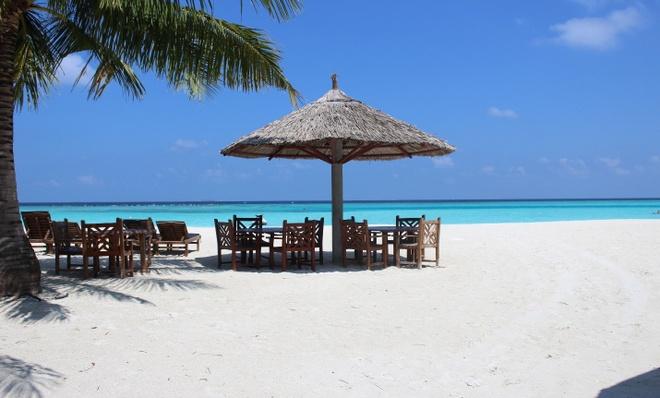 Maldives hut tu dan phuot den khach hang sang hinh anh 2
