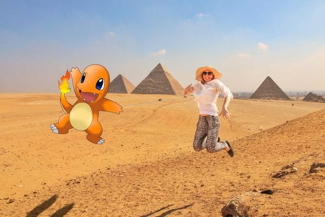 San Pokemon o nhung dia danh noi tieng hinh anh 6