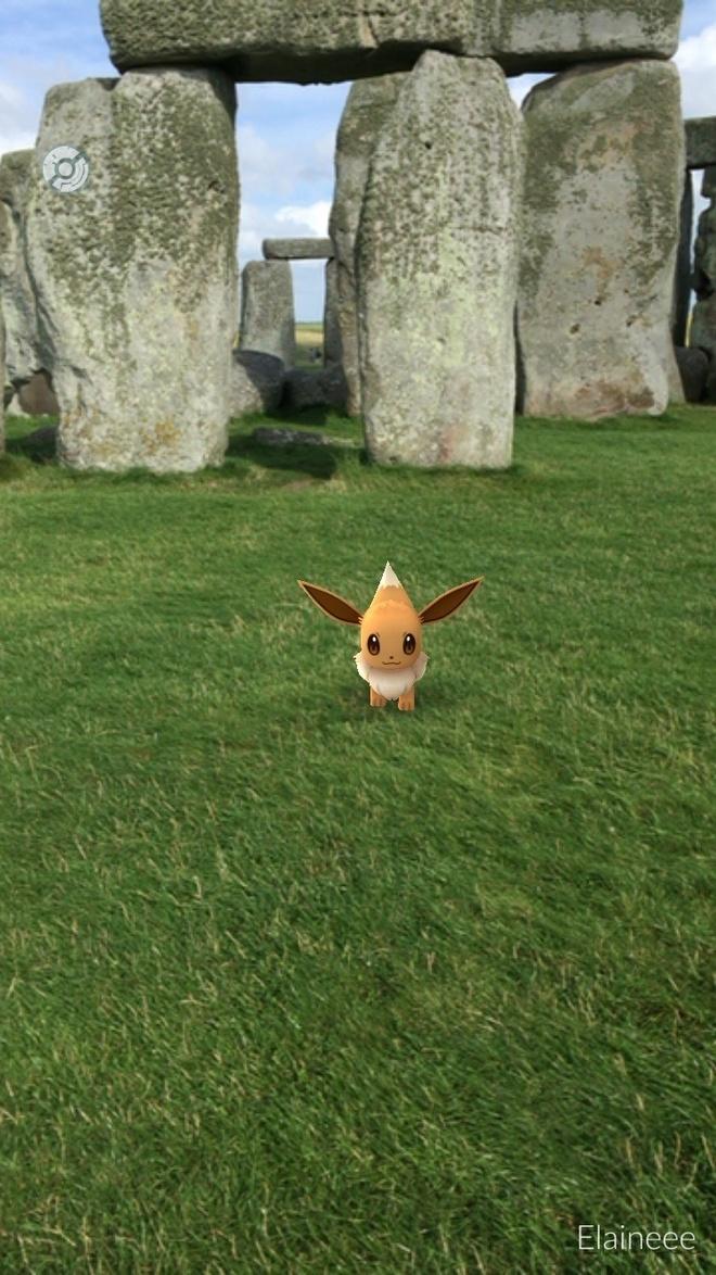 San Pokemon o nhung dia danh noi tieng hinh anh 7