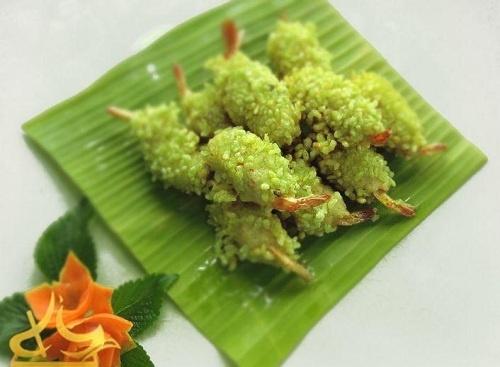 Những món ăn ngon làm từ cốm mùa thu - Ẩm thực