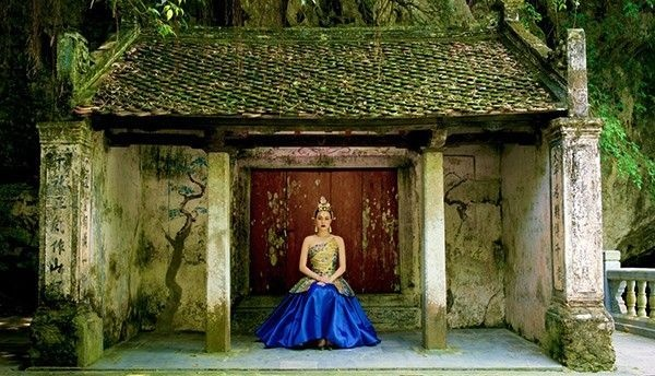 Canh dep Ninh Binh trong phim anh anh 9