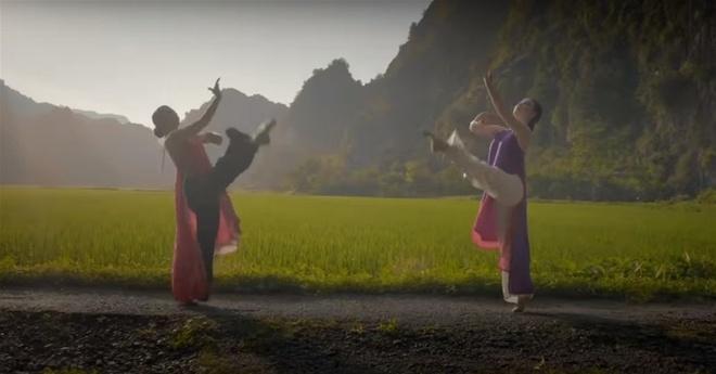 Canh dep Ninh Binh trong phim anh anh 11