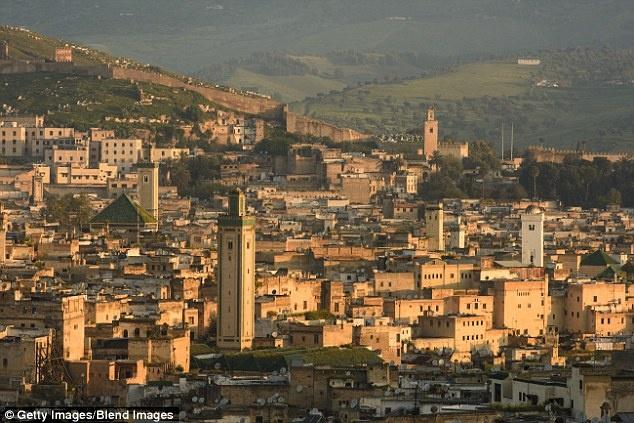 'Bao tang song' o Morocco hinh anh