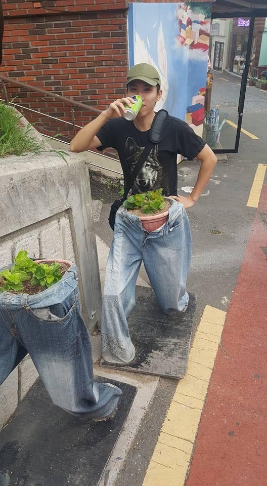 Gamcheon - ngoi lang day mau sac o Han Quoc hinh anh 7