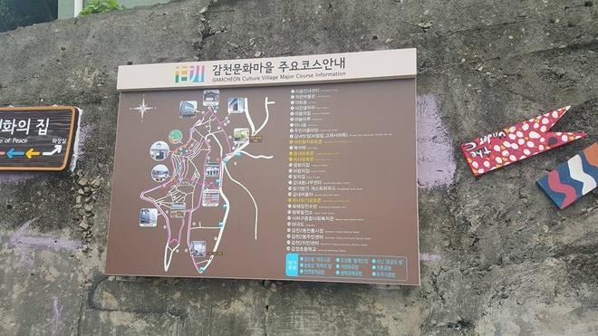 Gamcheon - ngoi lang day mau sac o Han Quoc hinh anh 3