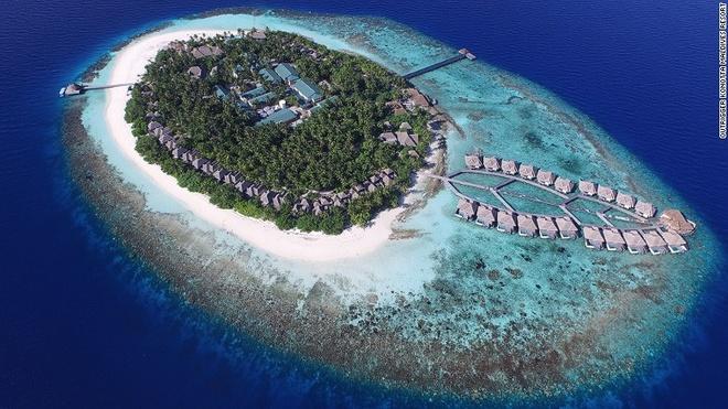 Maldives - noi du khach khong bao gio co don hinh anh 1