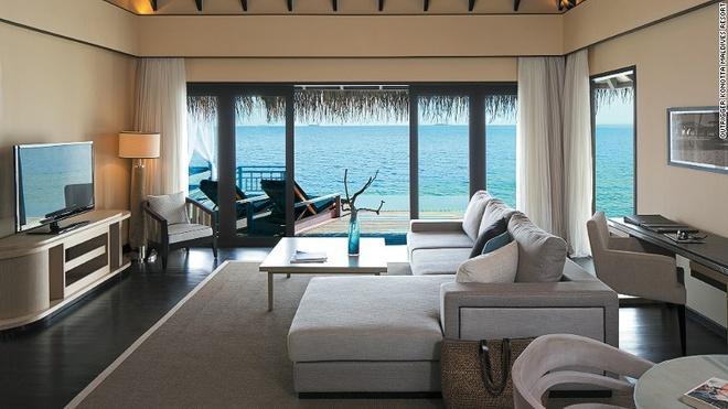 Maldives - noi du khach khong bao gio co don hinh anh