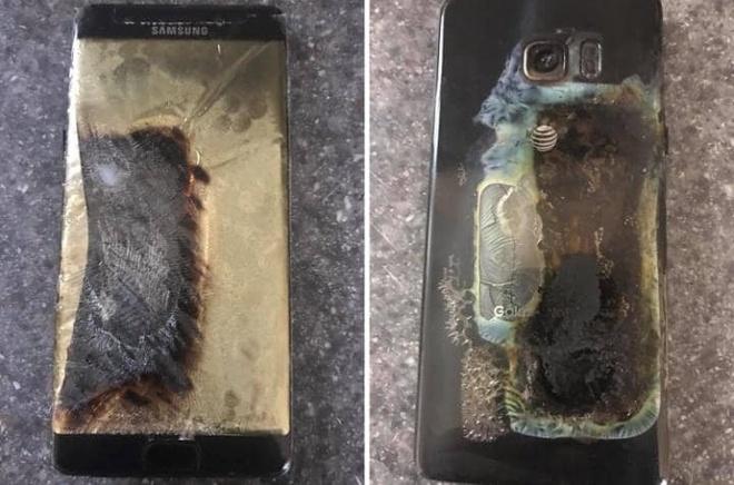 Hau Samsung Note 7, nhieu may bay trang bi tui chong chay hinh anh 1
