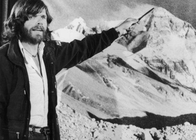 Reinhold Messner - nguoi leo nui vi dai nhat the gioi hinh anh 1