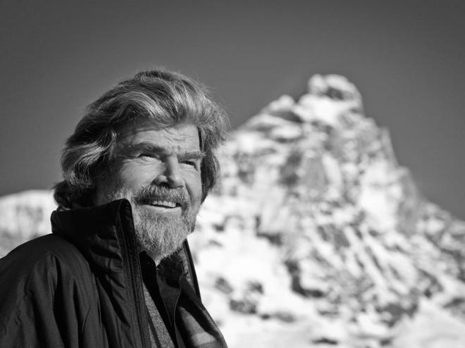 Reinhold Messner - nguoi leo nui vi dai nhat the gioi hinh anh