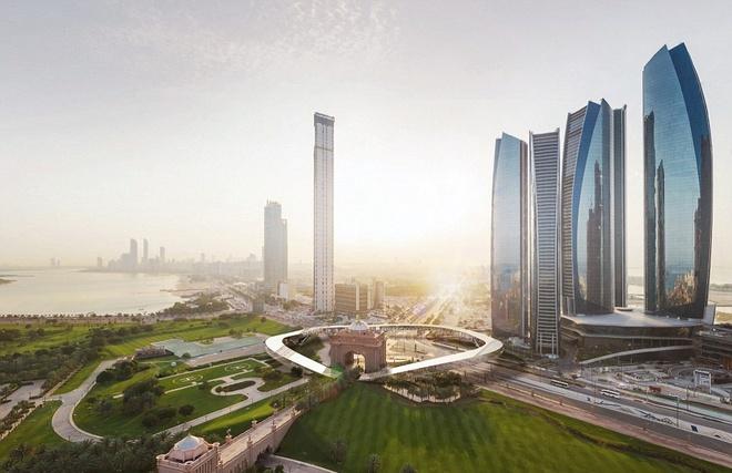 Dubai xay tau sieu toc 1.220 km/h hinh anh 2
