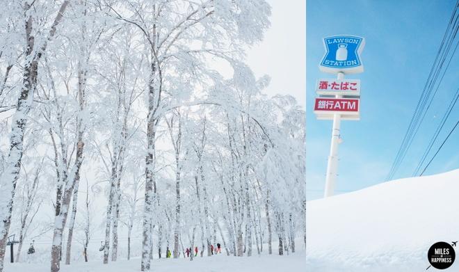 Tuyet phu trang Hokkaido anh 4