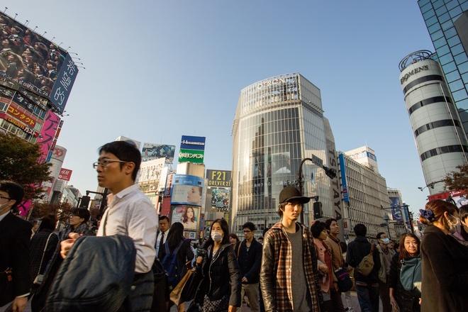 Net van hoa dac biet o Tokyo hinh anh 1