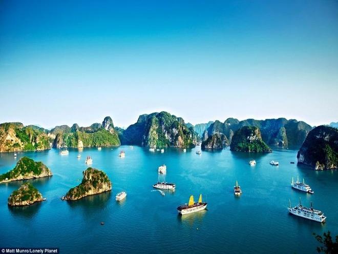 Lonely Planet xep Viet Nam vao top diem dang lua chon 2017 hinh anh