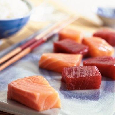 An sushi the nao la tot nhat cho suc khoe? hinh anh 1