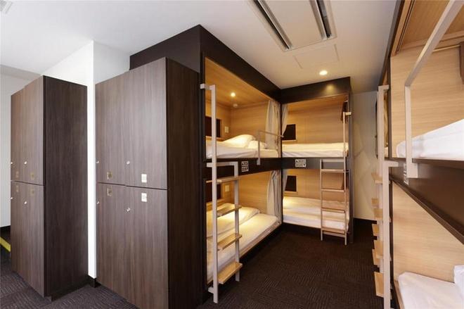 hostel tot nhat Nhat Ban anh 3