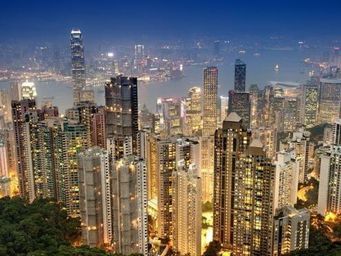 Singapore, Hong Kong co gia tieu dung dat do nhat the gioi hinh anh
