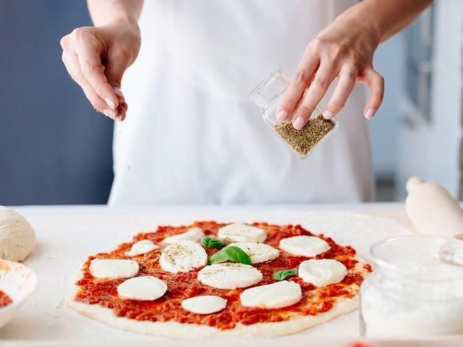An pizza the nao de khong map? hinh anh 3