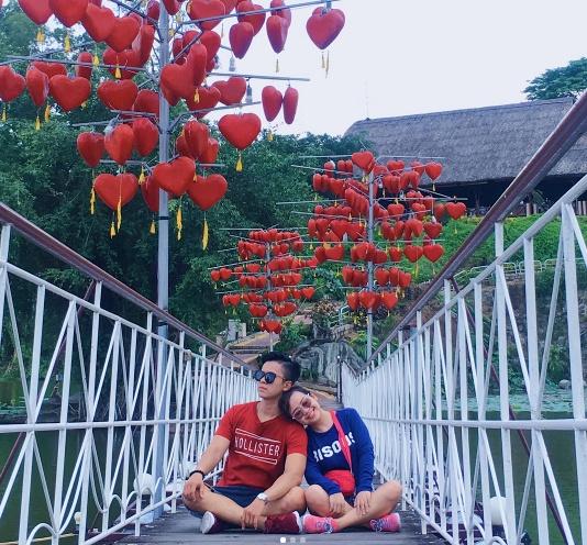 Khong chi Da Nang, Dong Nai cung co cau tinh yeu hinh anh 2