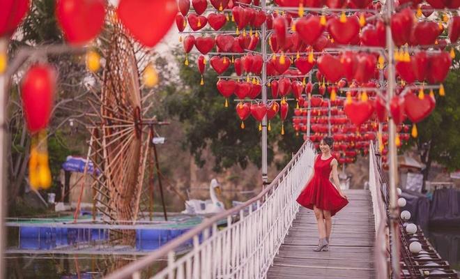 Khong chi Da Nang, Dong Nai cung co cau tinh yeu hinh anh 7