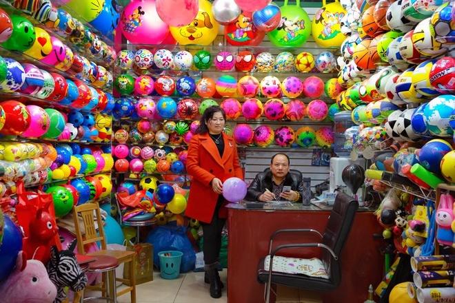 Khu cho ban do 'Made in China' lon nhat the gioi hinh anh 10