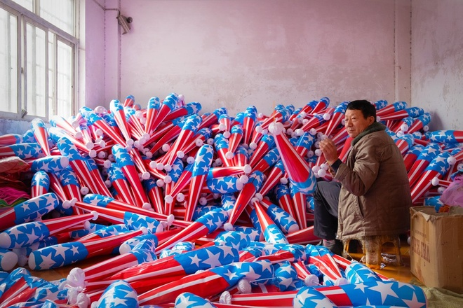 Khu cho ban do 'Made in China' lon nhat the gioi hinh anh 12