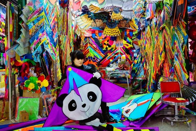 Khu cho ban do 'Made in China' lon nhat the gioi hinh anh 9