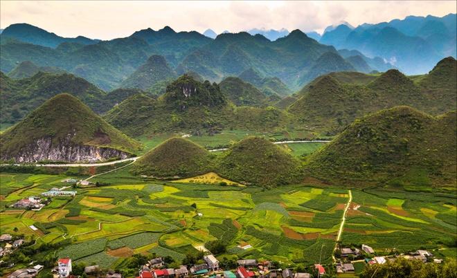 Trac nghiem: Nhan biet cac danh lam thang canh Viet Nam hinh anh 10