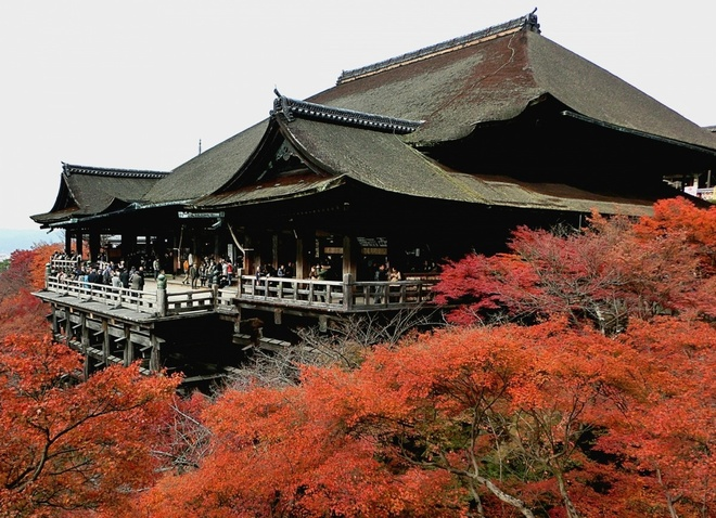15 dia diem ngam la do tuyet dep o co do Kyoto hinh anh