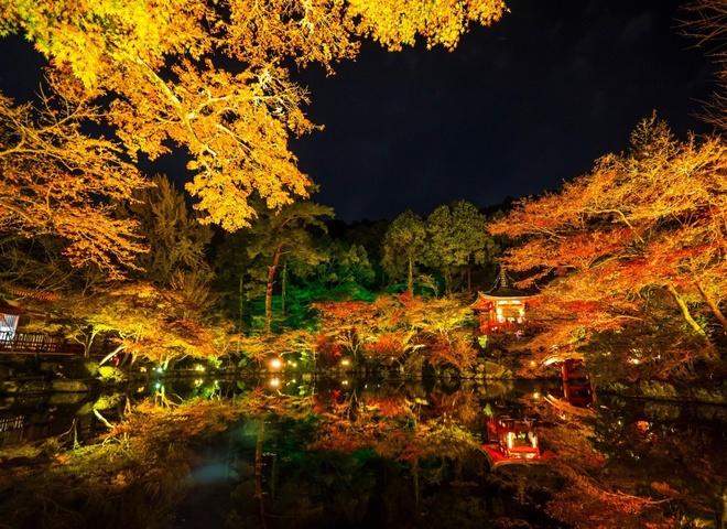 15 dia diem ngam la do tuyet dep o co do Kyoto hinh anh 5